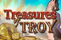 Сокровища Трои играть онлайн