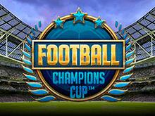 Активируйте аккаунт на Вулкане для игры в слот Футбол: Кубок Чемпионов