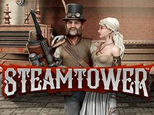 На доллары бонусная игра Паровая Башня с джекпотом